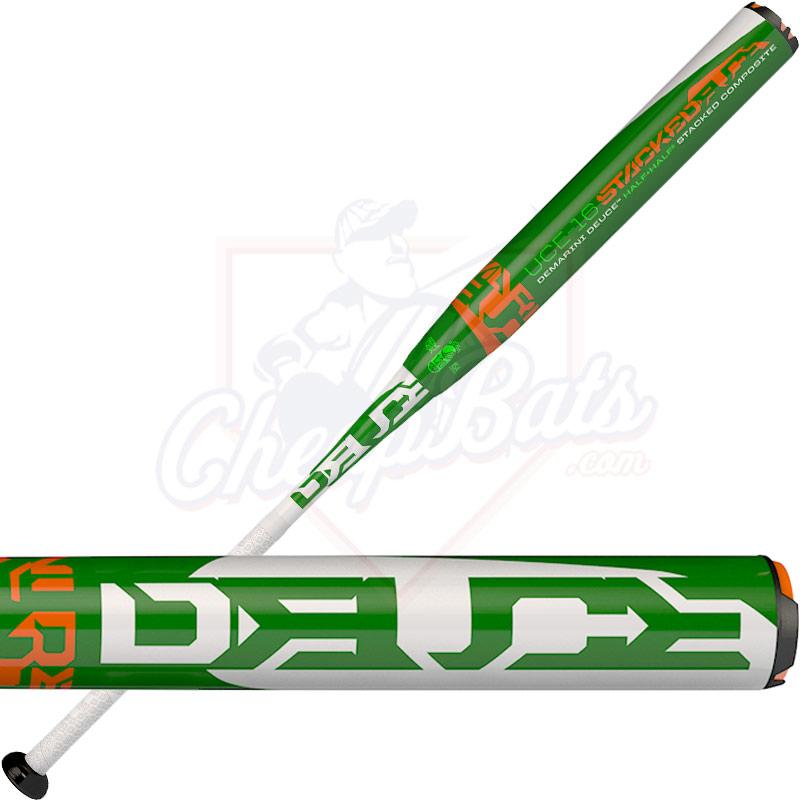 2016 DeMarini Deuce Slowpitch Softball Bat ASA USSSA End ...