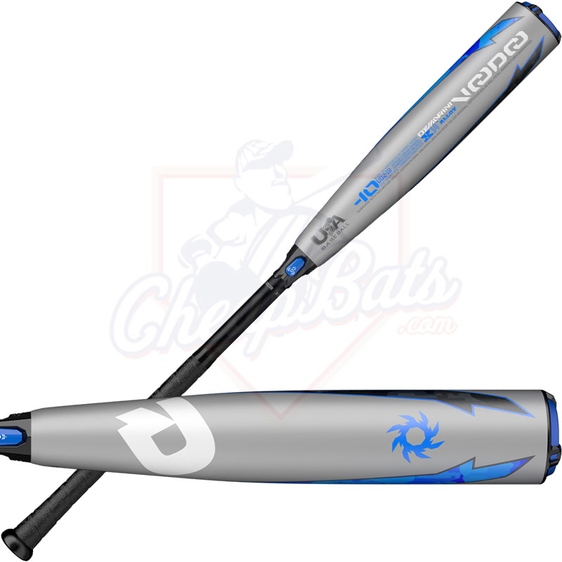 2019 DeMarini Voodoo Balanced Youth USA Baseball Bat -10oz WTDXUD2-19
