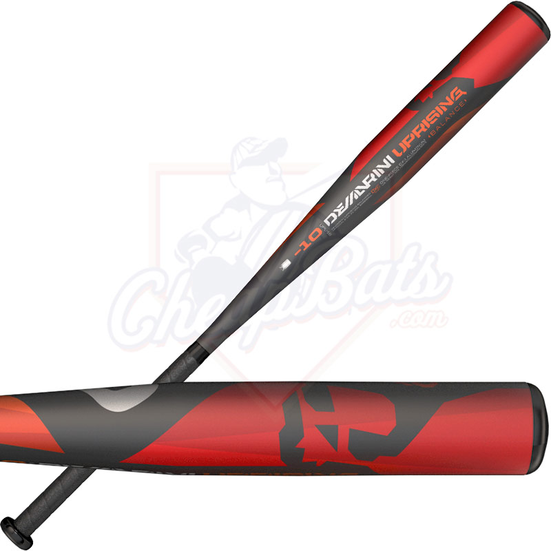 2018 DeMarini Uprising Youth USA Baseball Bat -10oz WTDXUPL-18