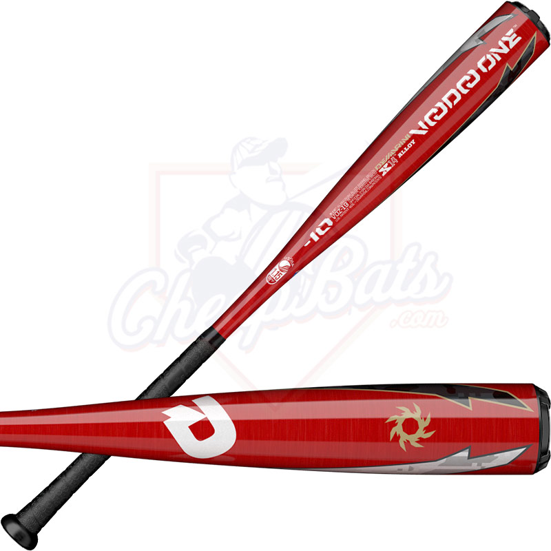 2019 DeMarini Voodoo One Youth USSSA Baseball Bat -10oz WTDXVOZ-19