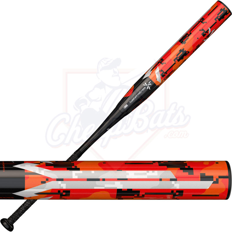 2018 DeMarini Twisted Mistress Slowpitch Softball Bat End Loaded USSSA WTDXXAU-18