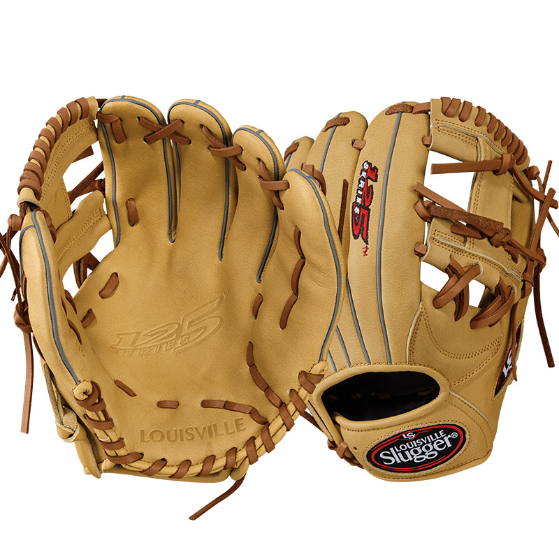 "Louisville Slugger 125 Series Baseball Glove 11.5"" WTL12RB17115"