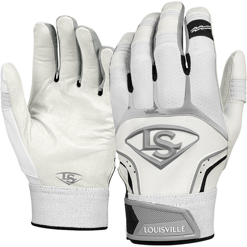 Louisville Slugger Prime Batting Gloves (Adult Pair) WTL6102