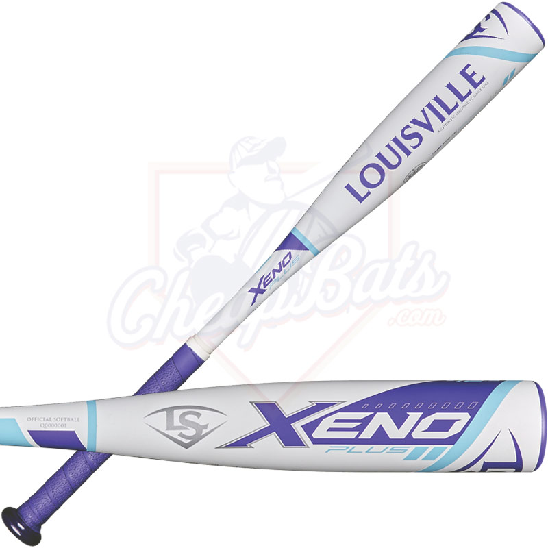 2017 Louisville Slugger Xeno Plus Tee Ball Bat -12.5oz WTLFBXN172