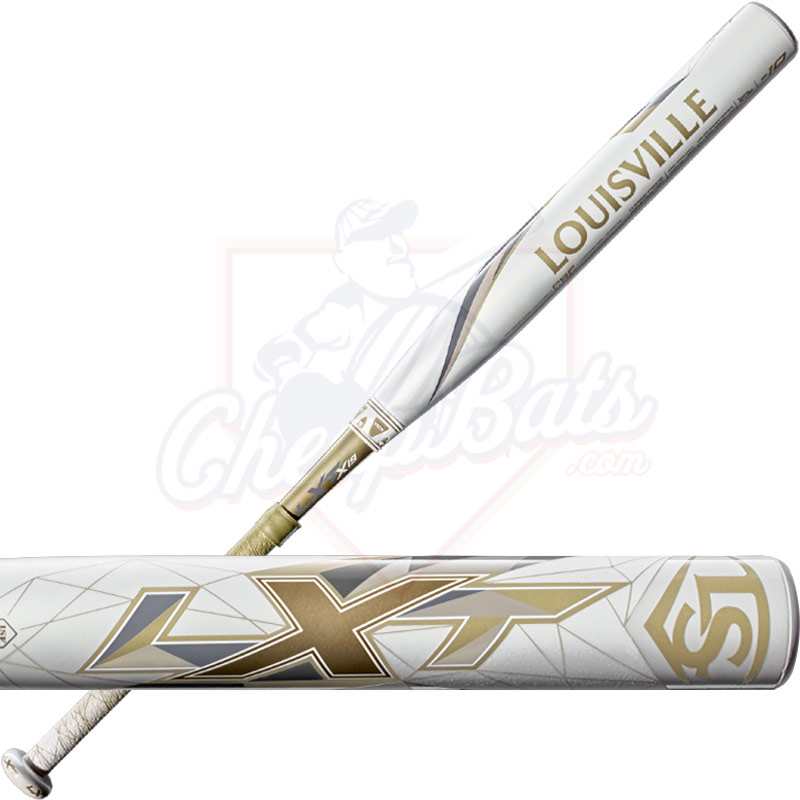 CLOSEOUT 2019 Louisville Slugger LXT X19 Fastpitch Softball Bat -12oz  WTLFPLX19A12
