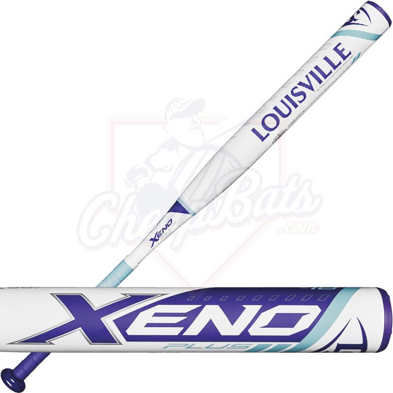 CLOSEOUT 2017 Louisville Slugger Xeno Plus Fastpitch Softball Bat -10oz  WTLFPXN170
