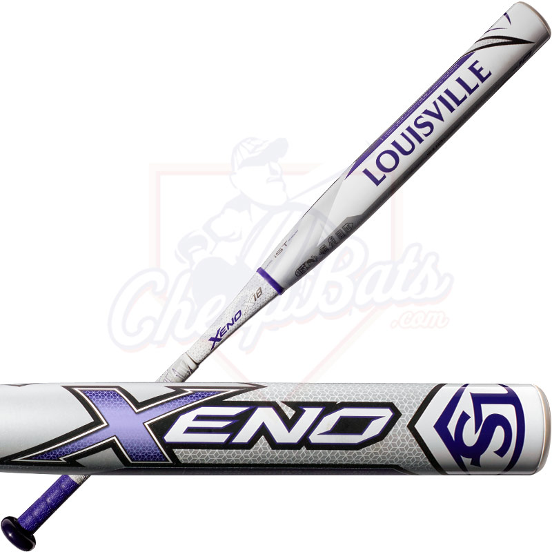 2018 Louisville Slugger Xeno Fastpitch Softball Bat -9oz WTLFPXN18A9