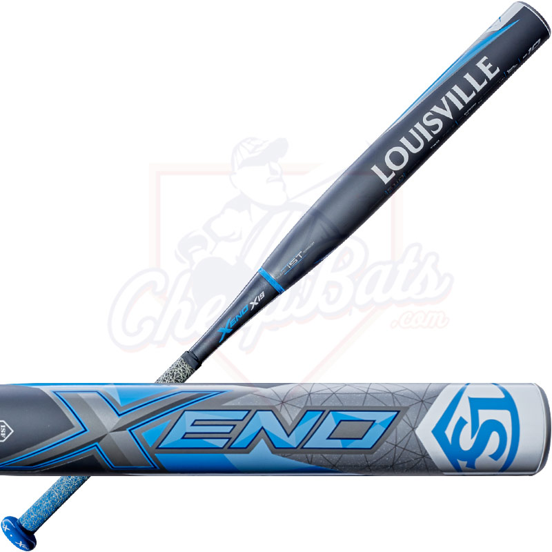 2019 Louisville Slugger Xeno X19 Fastpitch Softball Bat WTLFPXN19A