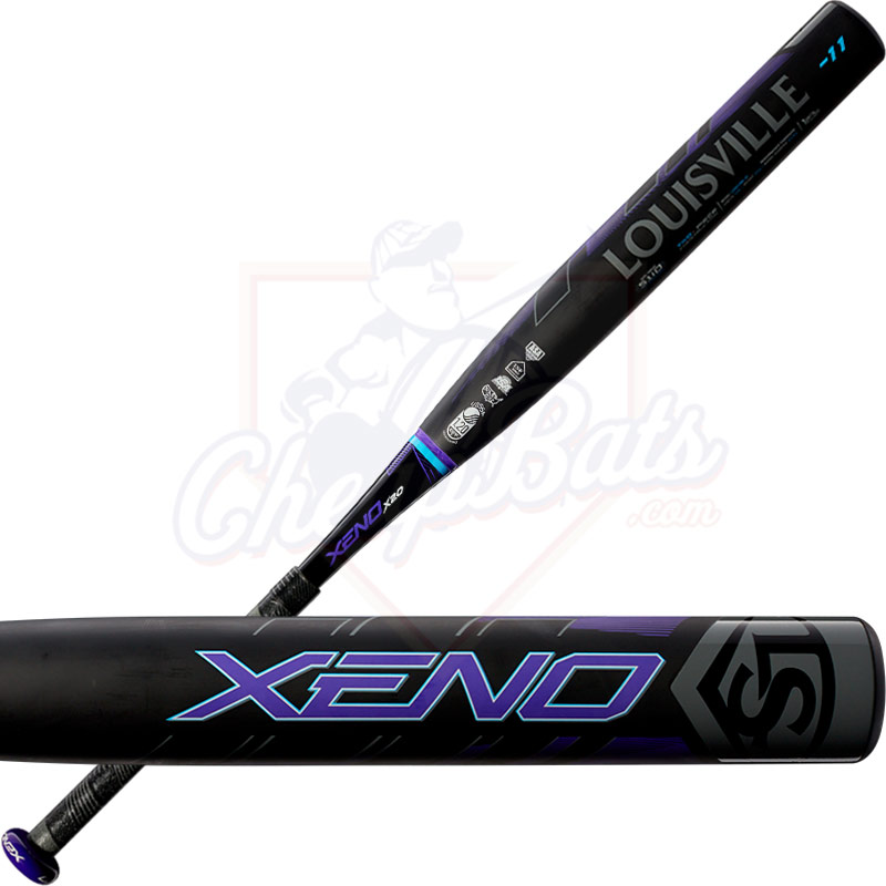 2020 Louisville Slugger Xeno X20 Fastpitch Softball Bat -11oz WTLFPXND11-20