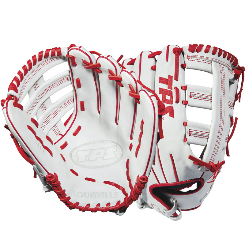 "Louisville Slugger TPS Slowpitch Softball Glove 13.5"" WTLPSRS18135"