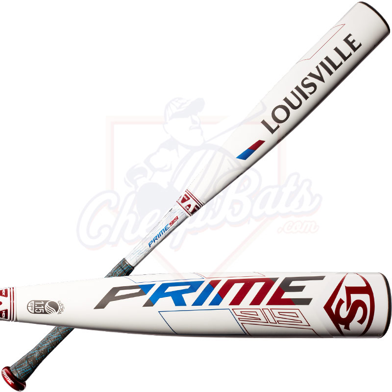 2019 Louisville Slugger Prime 919 Youth USSSA Baseball Bat -10oz WTLSLP919X10