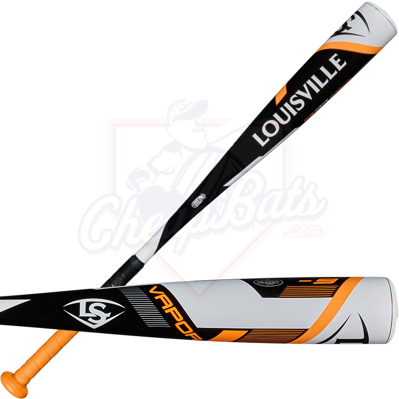 2017 Louisville Slugger Vapor Youth Big Barrel Baseball Bat -9oz WTLSLVA179