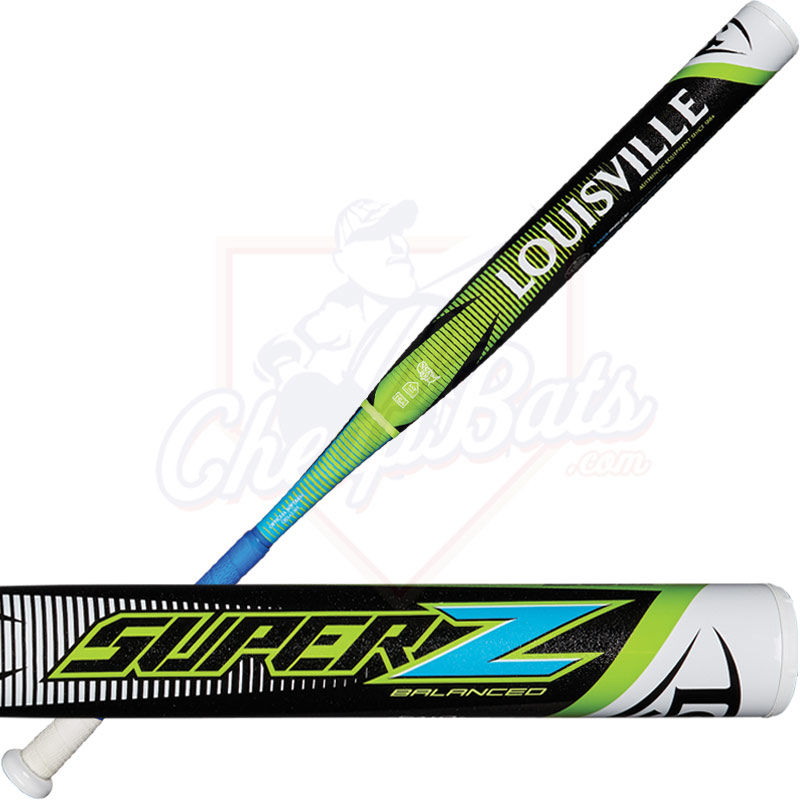 2016 Louisville Slugger Super Z Slowpitch Softball Bat ASA USSSA Balanced WTLSZA16B