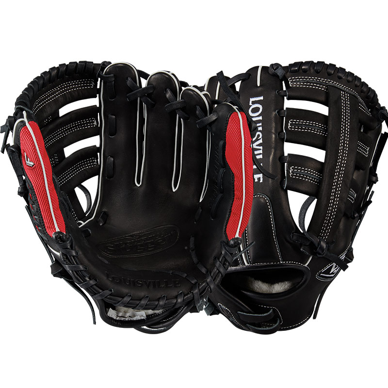 "Louisville Slugger Super Z Slowpitch Softball Glove 12.75"" WTLSZRS171275"