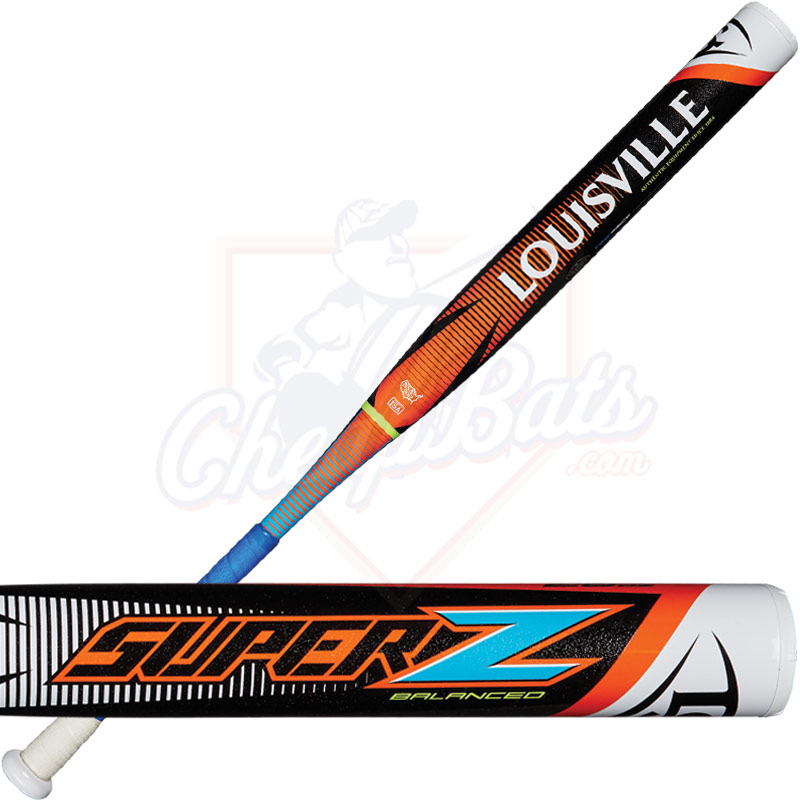 2016 Louisville Slugger Super Z Slowpitch Softball Bat USSSA Balanced WTLSZU16B