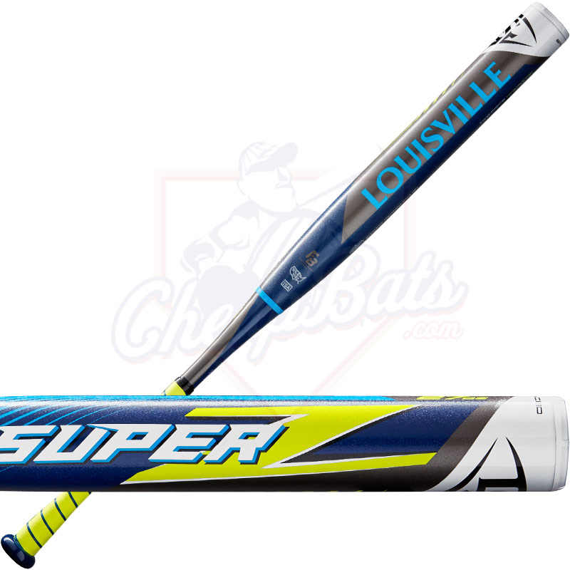 2017 Louisville Slugger Super Z Slowpitch Softball Bat USSSA Balanced WTLSZU17B