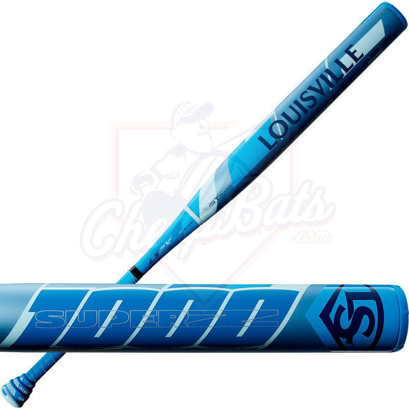 2019 Louisville Slugger Super Z1000 Slowpitch Softball Bat End Loaded USSSA WTLSZU19E