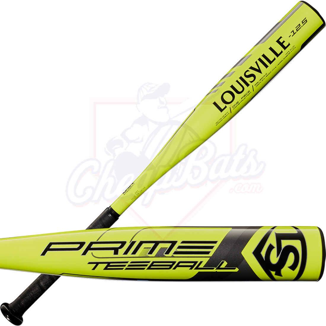 2020 Louisville Slugger Prime Youth USA Tee Ball Bat -12.5oz WTLUBP9T12520