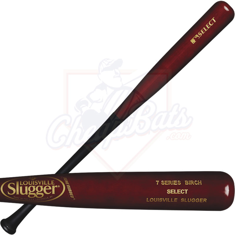 Louisville Slugger Mixed Series 7 Select Birch Wood Baseball Bat WTLW7BMIXA16