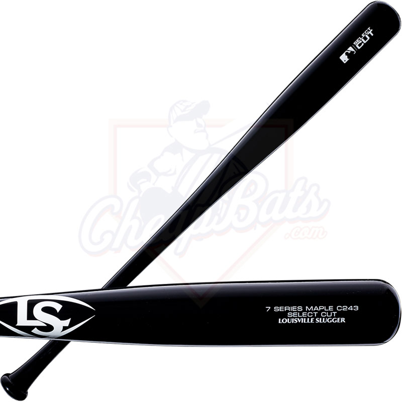 Louisville Slugger C243 Series 7 Select Cut Maple Wood Baseball Bat WTLW7M243A20