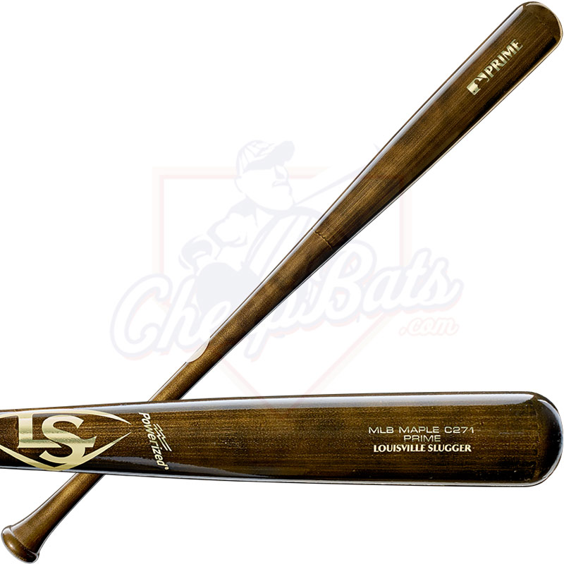 Louisville Slugger C271 Shift MLB Prime Maple Wood Baseball Bat WTLWPM271B18