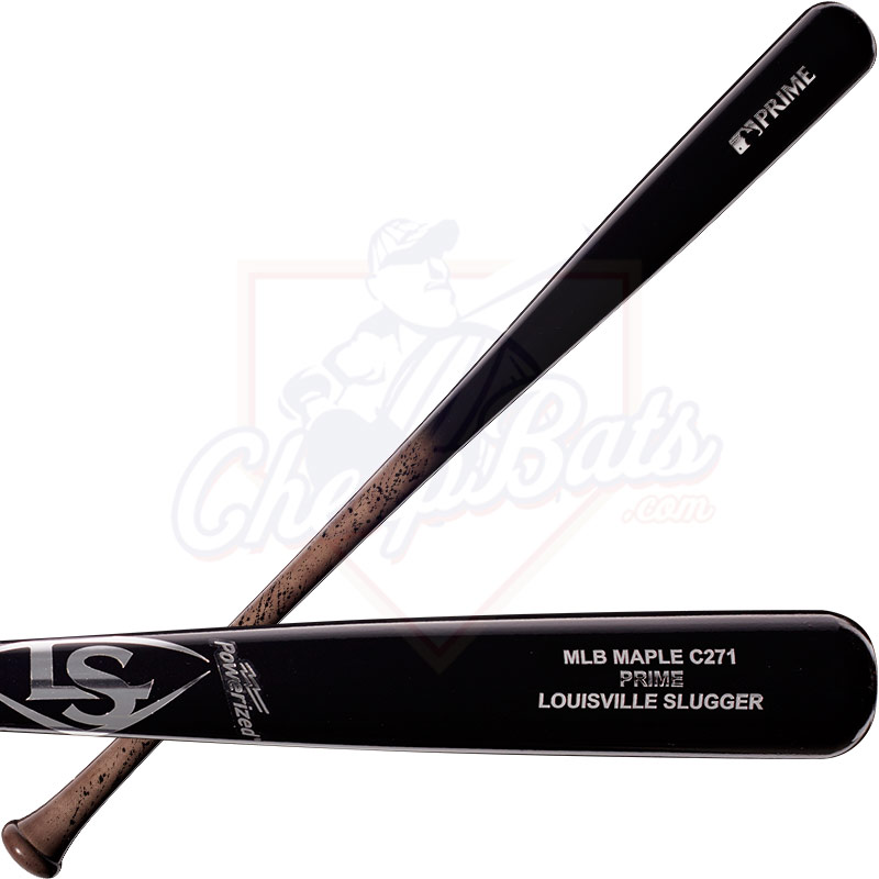 Louisville Slugger C271 Miner MLB Prime Maple Wood Baseball Bat WTLWPM271C17