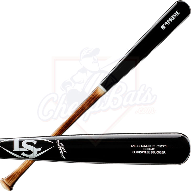 Louisville Slugger C271 Tux MLB Prime Maple Wood Baseball Bat WTLWPM271G18