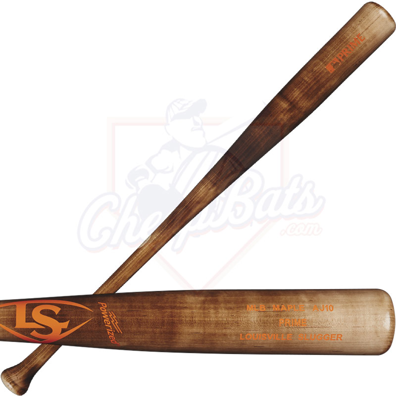 Louisville Slugger AJ10 Adam Jones MLB Prime Maple Wood Baseball Bat WTLWPMAJ1B16