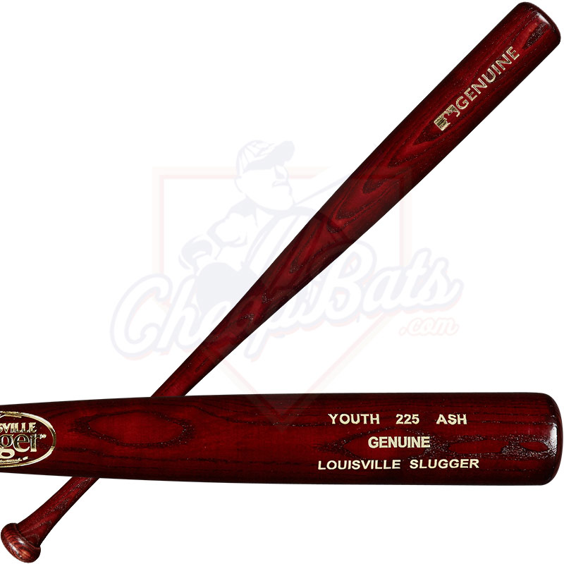Louisville Slugger Genuine 225 Youth Ash Wood Baseball Bat WTLWYA225A16