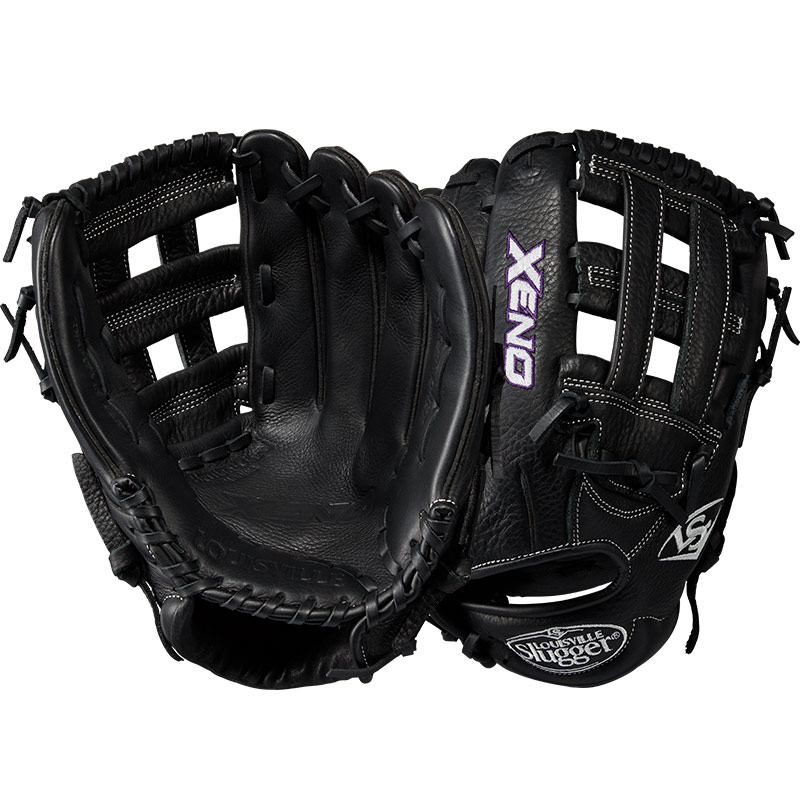 "Louisville Slugger Xeno Fastpitch Softball Glove 12.5"" WTLXNRF17125"
