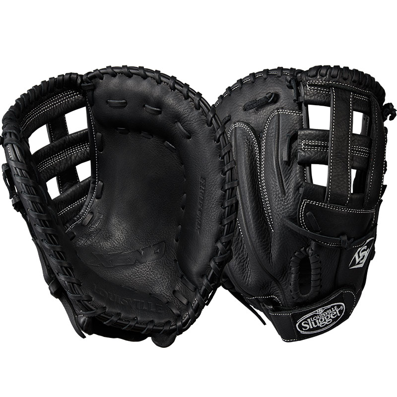 "Louisville Slugger Xeno Fastpitch Softball First Base Mitt 13"" WTLXNRF17BM"