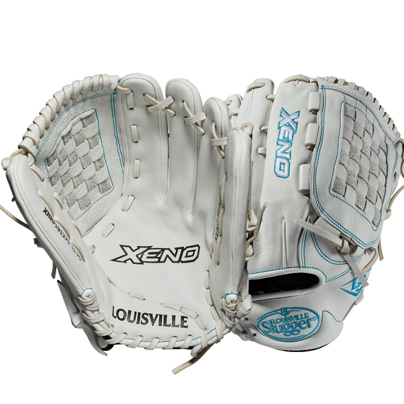"Louisville Slugger Xeno Fastpitch Softball Glove 12.75"" WTLXNRF191275"