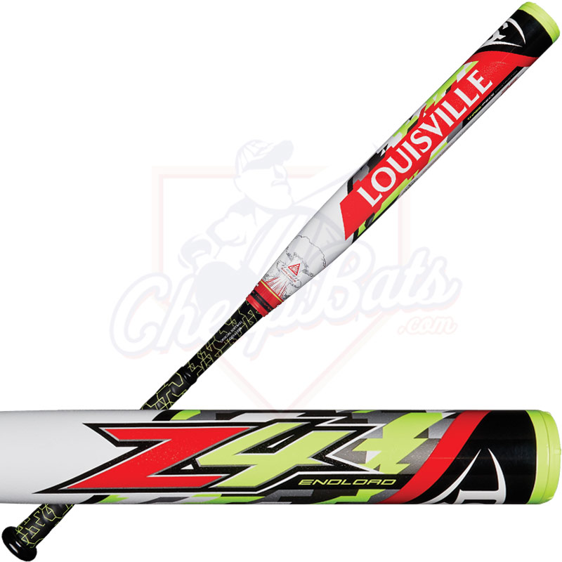 2016 Louisville Slugger Z4 Slowpitch Softball Bat ASA USSSA End Loaded WTLZ4A16E