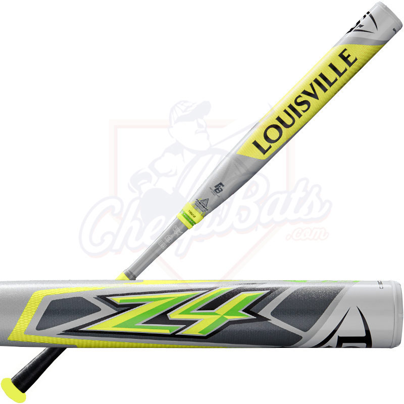 2017 Louisville Slugger Z4 Slowpitch Softball Bat ASA USSSA Balanced WTLZ4A17B