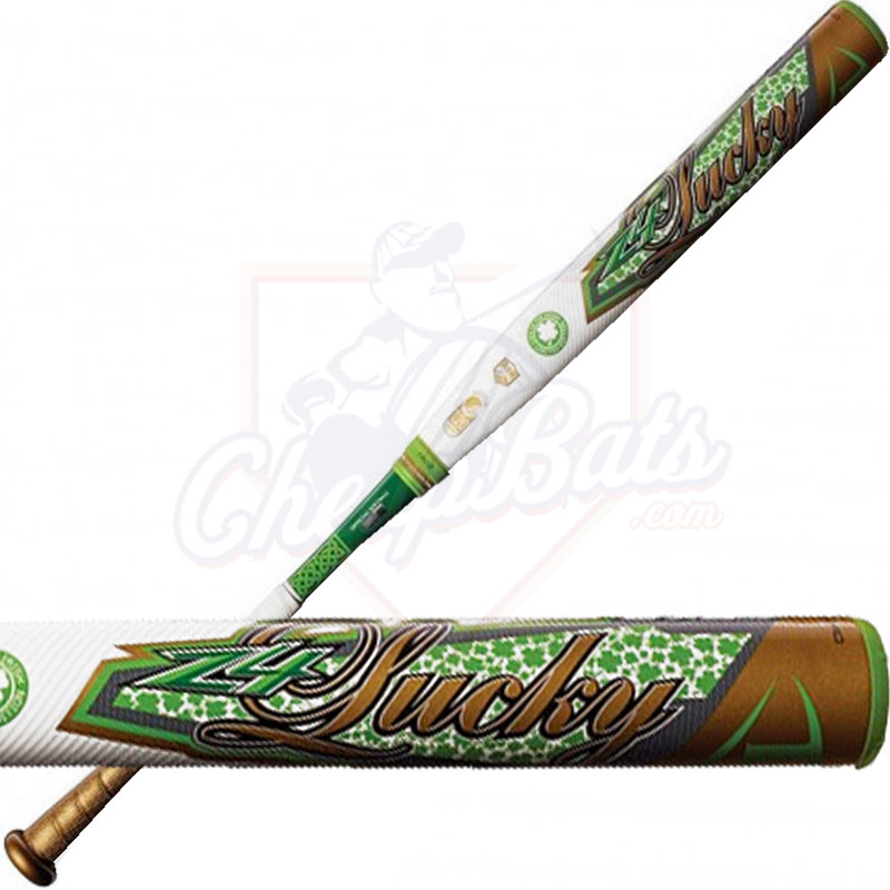 2017 Louisville Slugger Z4 Lucky Edition Slowpitch Softball Bat ASA USSSA End Loaded WTLZ4A17P