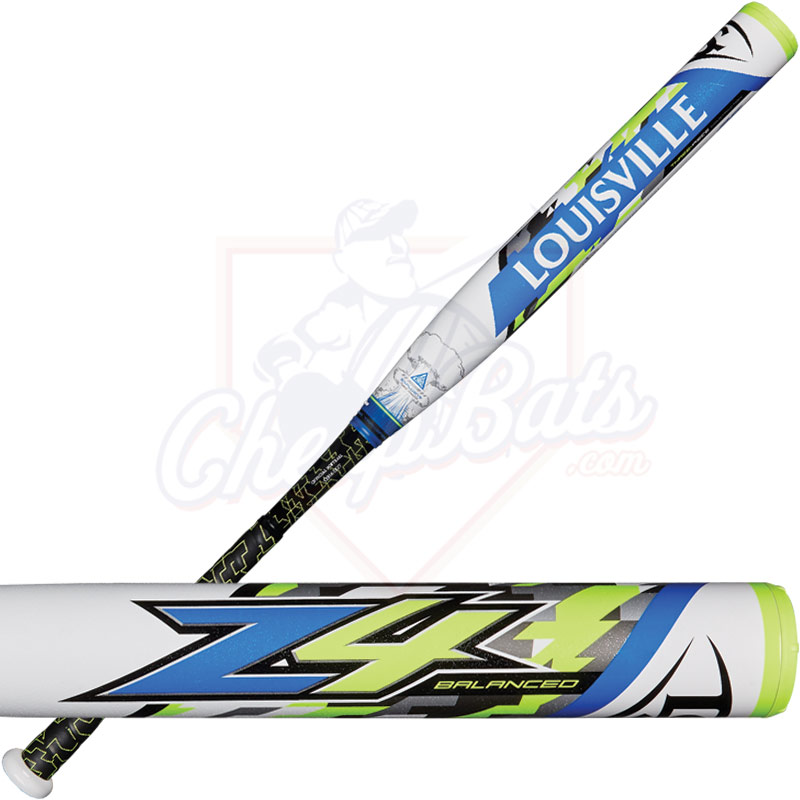 2016 Louisville Slugger Z4 Slowpitch Softball Bat USSSA Balanced WTLZ4U16B