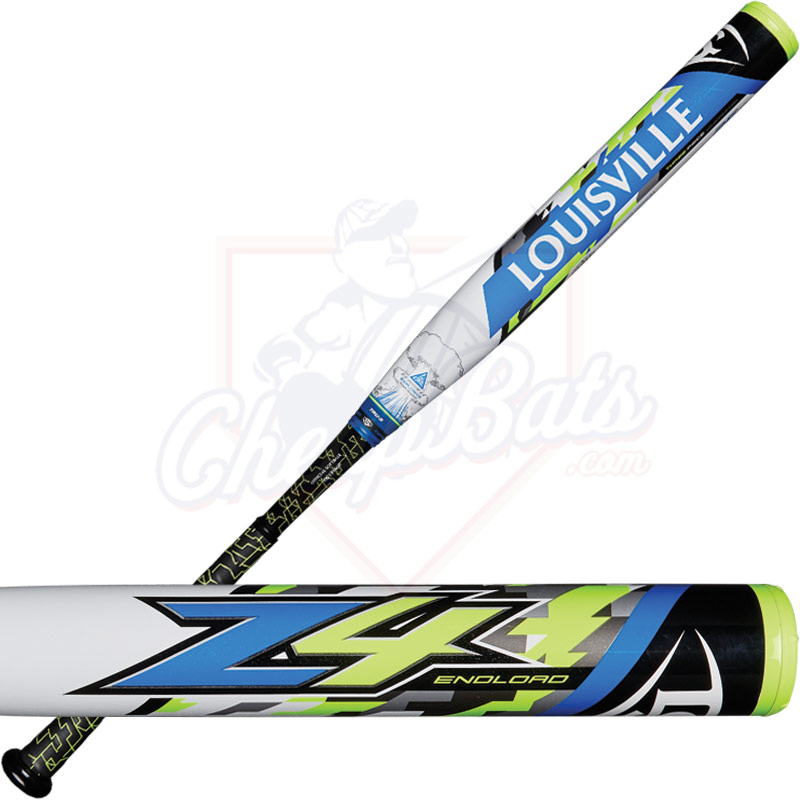 2016 Louisville Slugger Z4 Slowpitch Softball Bat USSSA End Loaded WTLZ4U16E