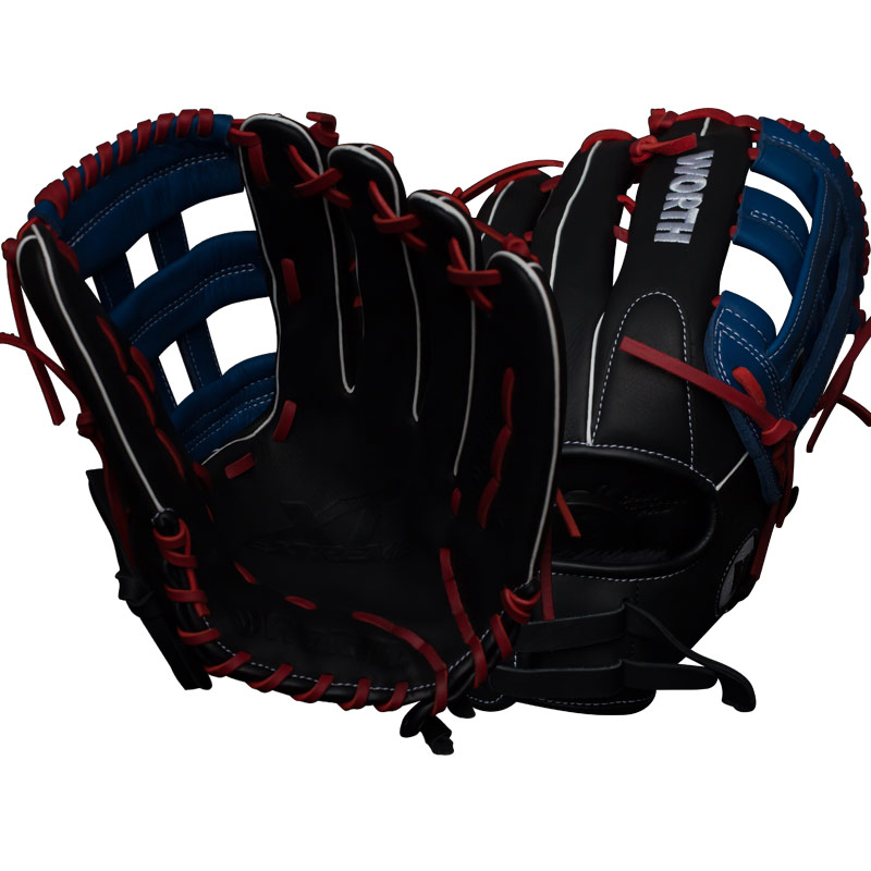 "Worth XT Extreme Slowpitch Softball Glove 13.5"" WXT135-PH"
