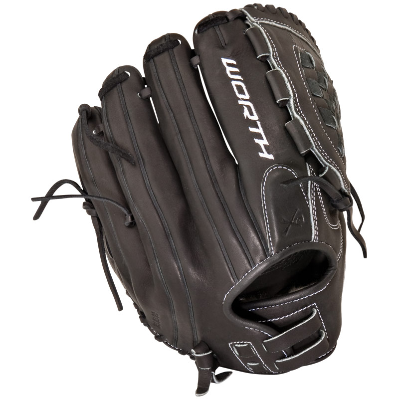 Worth LA120BL Liberty Advanced Series Fastpitch Softball Glove 12""