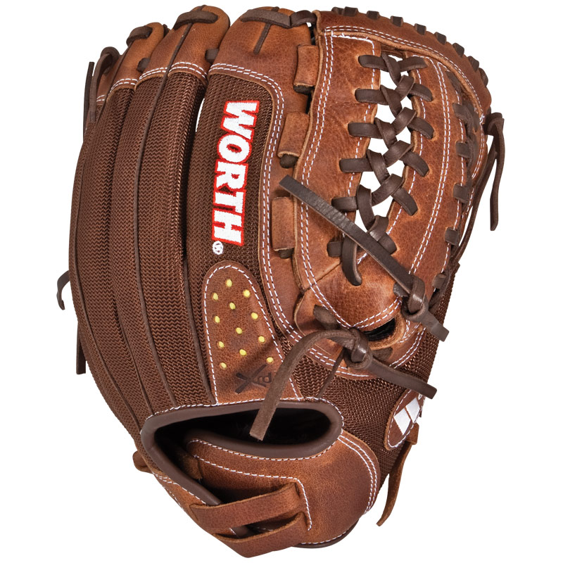 "Worth Toxic Lite Softball Glove 12.5"" - TXL125"