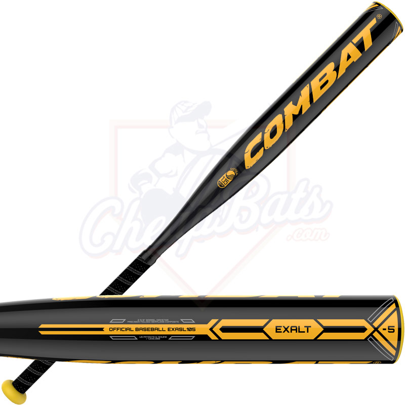 2016 Combat Exalt Youth Big Barrel Baseball Bat -5oz XLTSL105