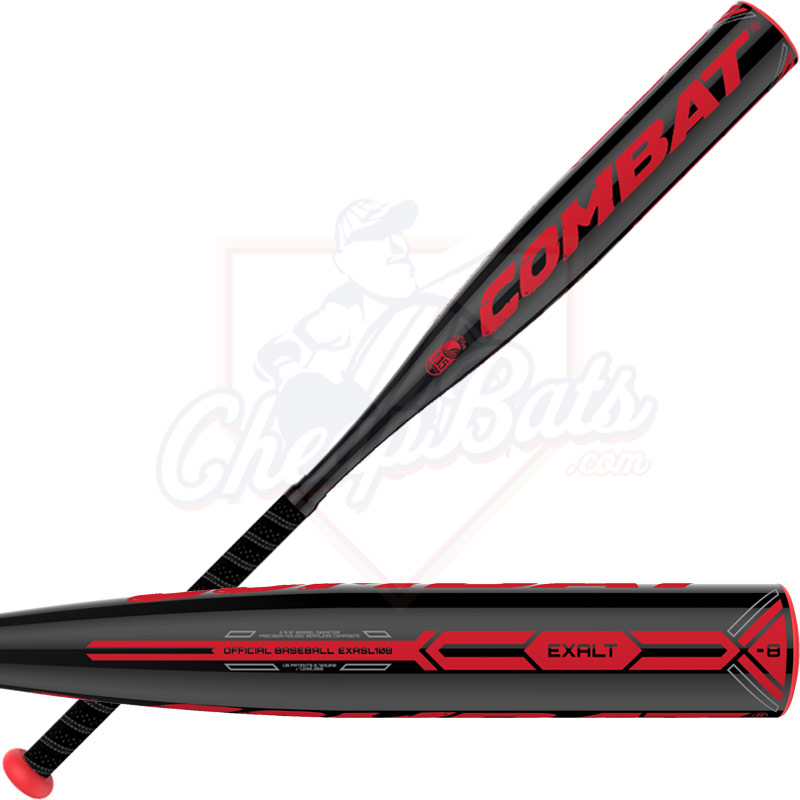 2016 Combat Exalt Youth Big Barrel Baseball Bat -8oz XLTSL108