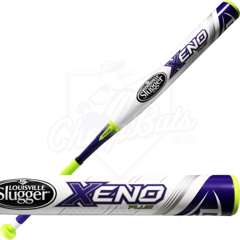 2016 Louisville Slugger XENO Plus Fastpitch Softball Bat Balanced -10oz FPXN160