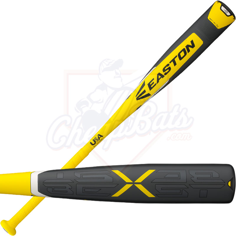 2018 Easton Beast X Youth USA Baseball Bat -10oz YBB18BX10
