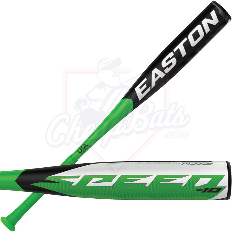 Easton Speed Youth USA Baseball Bat -10oz YBB19SPD10