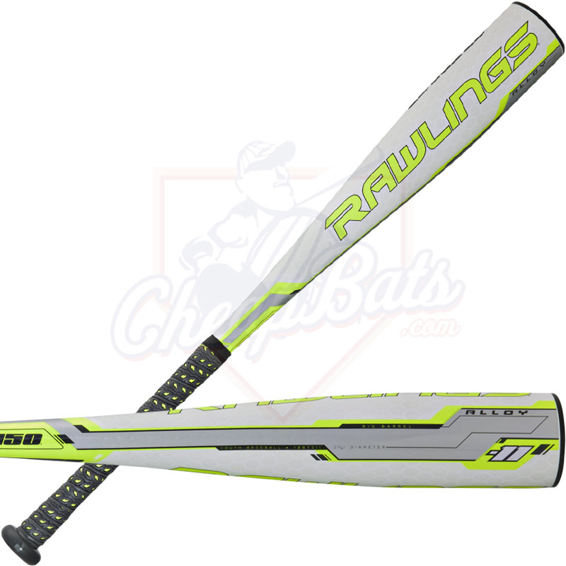 2017 Rawlings 5150 Junior Big Barrel Baseball Bat -11oz YBB7511