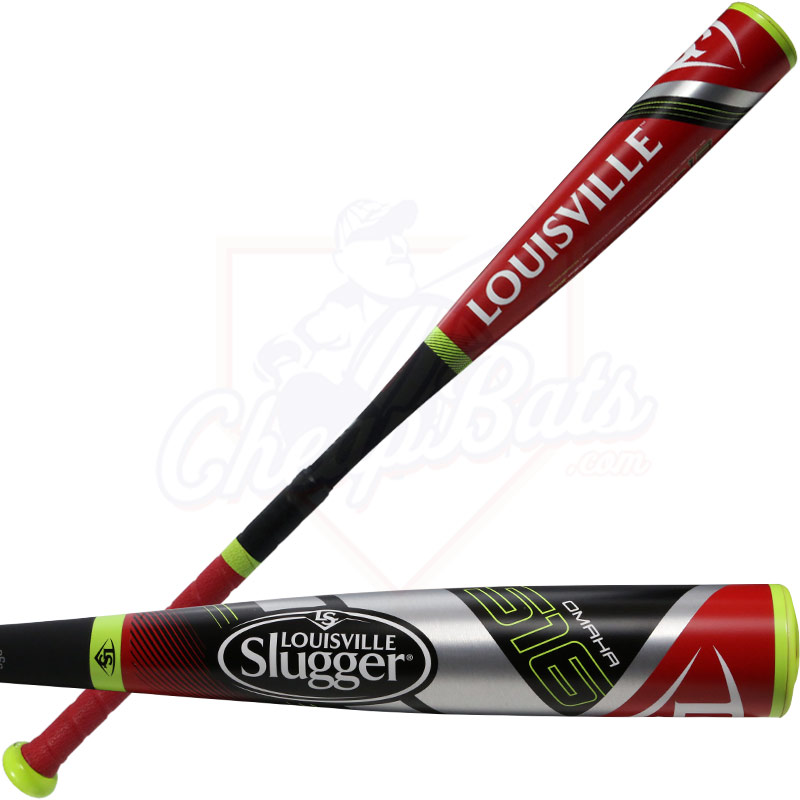 2016 Louisville Slugger OMAHA 516 Youth Baseball Bat -13oz YBO5163