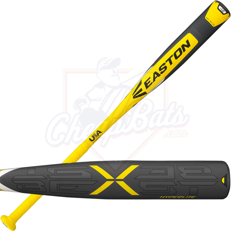 2018 Easton Beast X Hyperlite Youth USA Baseball Bat -12oz YSB18BXHL