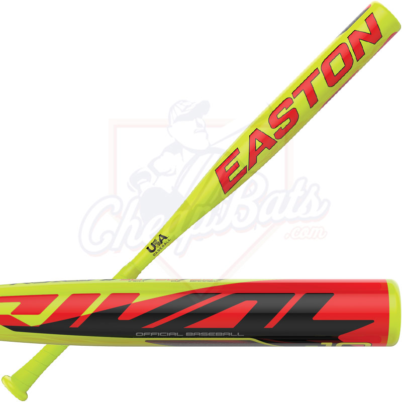Easton Rival Youth USA Baseball Bat -10oz YSB19RIV10