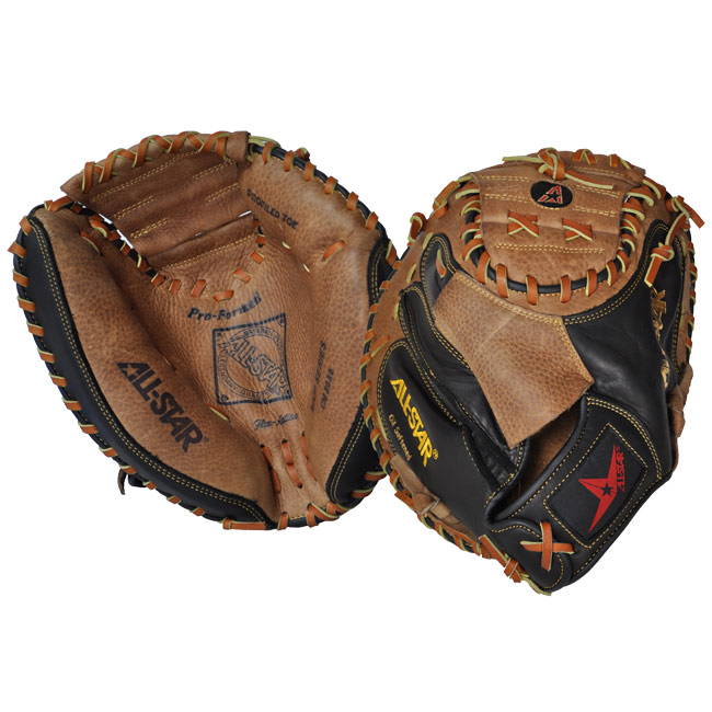 All Star CM3030 Catcher's Mitt 33.5""